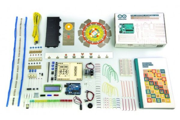 kits ARDUINO Arduino Starter kit ENGLISH, Arduino K000007