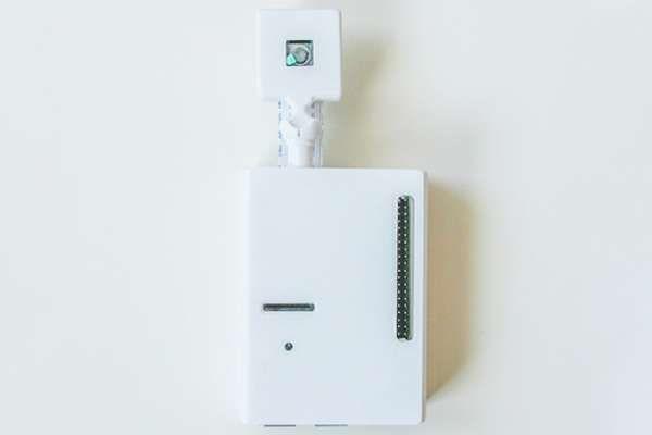 ohišja GALAGO Raspberry Pi 4 + Camera Enclosure, White, Galago1963