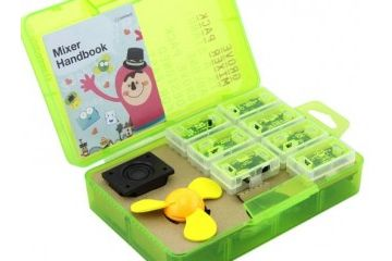 projects SEED STUDIO Mixer Pack V2(Electronic blocks,without Arduino,plug and play system), Seed Studio SKU: 811009001