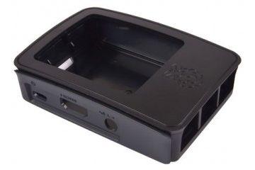ohišja RASPBERRY PI Official Raspberry Pi 3 Model B, 2 B, B+ Development Board Case, Black, Grey, TZT 241 AAB-01