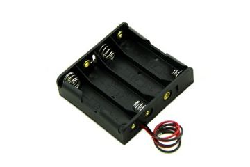 battery holders SEEED STUDIO 4xAA Battery Holder, seed: 320180002