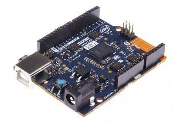 shields GENUINO 101 POWERED BY INTEL Genuino 101 board, Genuino 101 powered by Intel, 946771