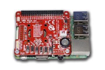 razvojni dodatki PIMODULES UPS PIcoTop-End with Battery 450, Pimodules HV3.0B HAT