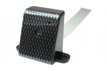 ohišja CAMDENBOSS Dev Board Enclosure, Raspberry Pi Camera, Polystyrene, Carbon, CBRPC-CAR, 2334485