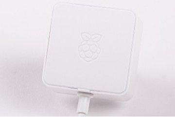 adapters RASPBERRY PI Official Raspberry pi 4 USB-C 15.3W Power Supply, 5.1V, 3.0A, WHITE, EU PLUG