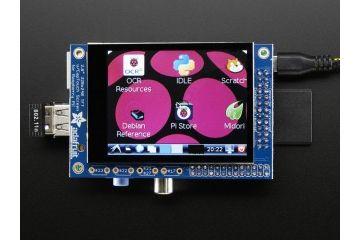 razvojni dodatki ADAFRUIT PiTFT Mini Kit - 320x240 2.8 TFT+ Capacitive Touchscreen, Adafruit 1983