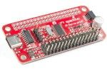 HATs RASPBERRY PI SparkFun Servo pHAT for Raspberry Pi, Sparkfun, DEV-15316